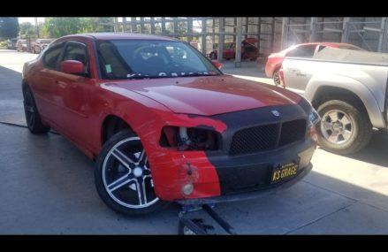 Dodge Caliber Quarter Mile in Houston 77015 TX USA