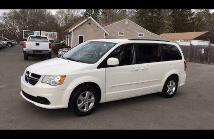 2012 Dodge Grand Caravan Fall River, Dartmouth, New Bedford, Wareham, MA, Tiverton, RI 14730 Near Lottsburg 22511 VA