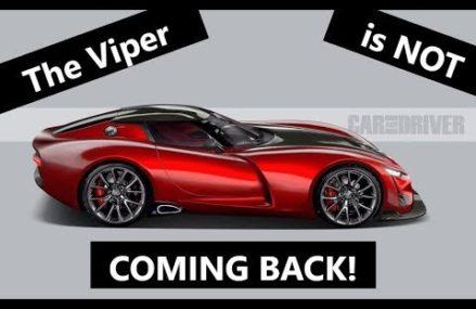 Dodge Viper Transmission Near Kingsport Speedway, Kingsport, Tennessee 2018