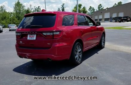 USED 2014 DODGE DURANGO R/T at Mike Reed Chevrolet #6661P Savannah Georgia 2018