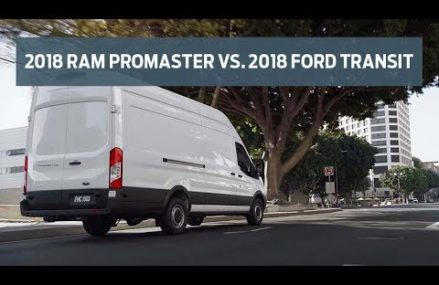 Compare 2018 Ram ProMaster With 2018 Ford Transit | Head to Head | Ford Sacramento California 2018
