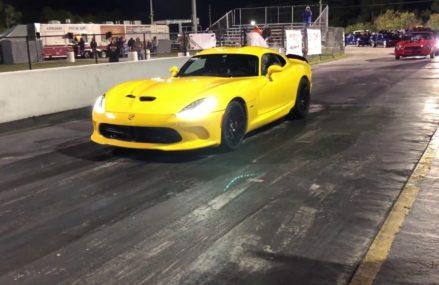 Dodge Viper Turbo in Virginia Motorsports Park, Petersburg, Virginia 2018