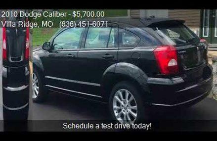 Dodge Caliber Heat at Amarillo 79163 TX USA