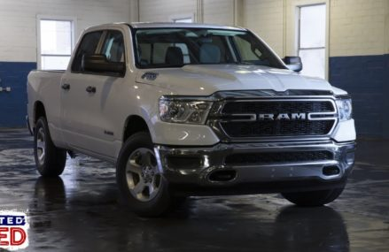Ram Just Revealed the All-New 2019 Ram 1500 Tradesman Model in 77318 Willis TX