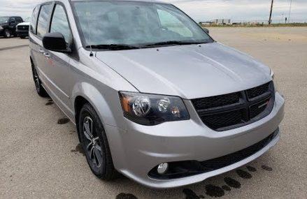 2017 Dodge Grand Caravan SXT| Power Lift-gate| 7 Passenger| Capital Jeep Near Mesquite 89027 NV