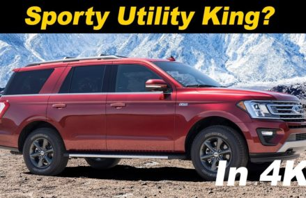 2018 Ford Expedition Review / Comparison – In 4K Cedar Rapids Iowa 2018