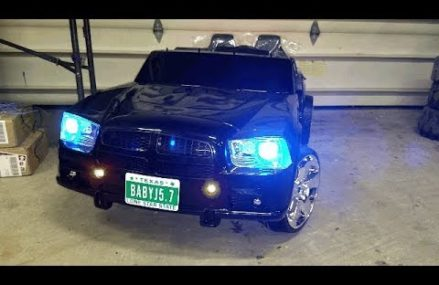 "Mini Dodge Charger build ""BabyJ5.7"" in 21201 Baltimore MD"