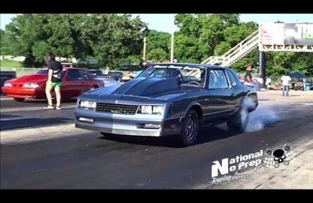Dodge Viper Nitrous Kit at Corbin Speedway, Corbin, Kentucky 2018