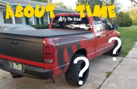 The Ram Build gets Leveled And  Bigger 20x12s Wheels & Tires !! From 29677 Sandy Springs SC