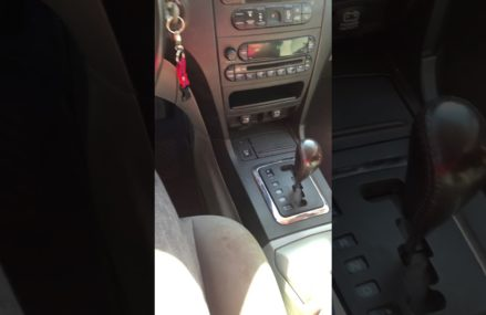 2007 Chrysler Pacifica When I put it in Drive Motor shuts off (Any Suggestions) in Naturita 81422 CO