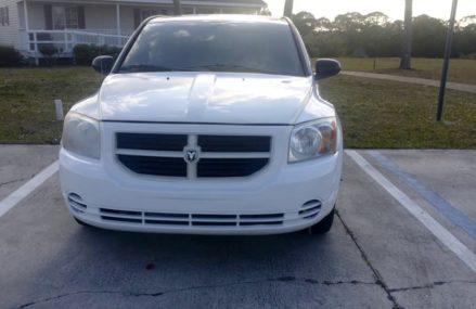 Dodge Caliber Dealership at Houston 77053 TX USA