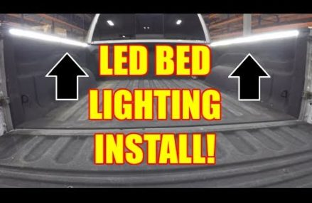 How to INSTALL LED Bed Rail Lighting on Your Truck – DIY – DODGE RAM Locally At 55973 Sargeant MN
