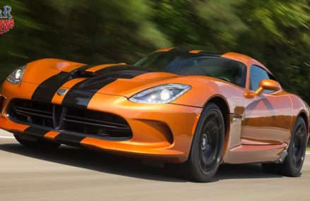 Dodge Viper Jalopnik Near Chemung Speedrome, Chemung, New York 2018