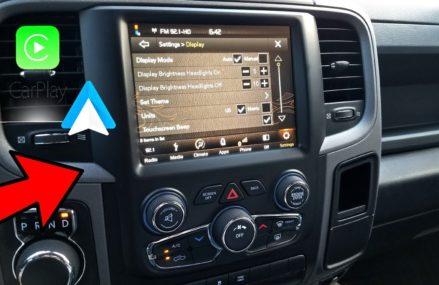Ram 1500 [13-17] – Radio Upgrade – Uconnect 4C – Android Auto/Carplay! Local 85252 Scottsdale AZ