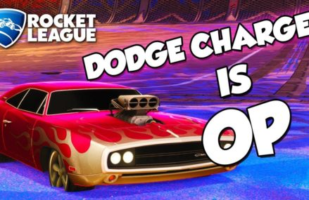 '70 Dodge Charger R/T is OP | Rocket League Montage in 75411 Arthur City TX
