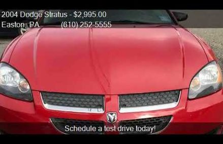 Dodge Stratus Sxt Coupe, North Pole 99705 AK