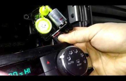 2010 DODGE RAM 1500 Blend Door Actuator (Faulty…Broken gear teeth) Area Near 20534 Washington DC