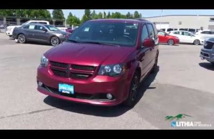 2017 Dodge Grand Caravan GT 3973 Near New Cambria 63558 MO