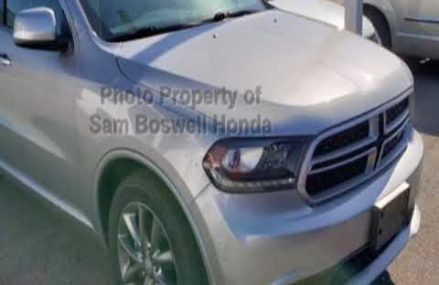 2015 Dodge Durango 2WD 4dr SXT SUV – Enterprise, AL Chandler Arizona 2018