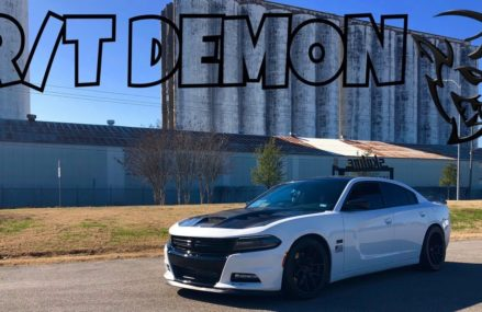 DODGE CHARGER R/T DEMON 800+HP TEASER From 1003 Amherst MA
