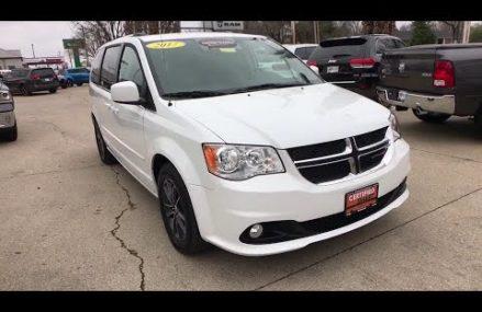 2017 Dodge Grand Caravan Louisville, Lexington, Elizabethtown, KY New Albany, IN, Jeffersonville, IN at Mina 57462 SD