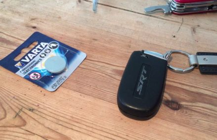 Dodge Caliber Key Fob Battery From Alice 78332 TX USA