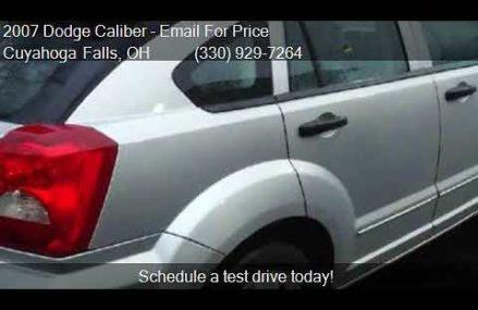 Dodge Caliber Xst From San Juan 78589 TX USA