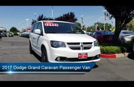 2017 Dodge Grand Caravan Passenger Van GT Elk grove  Sacramento  Folsom  Lodi  Galt in Marion Center 15759 PA