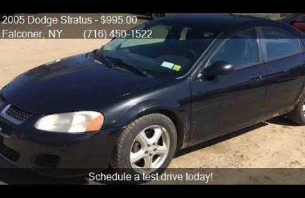 Dodge Stratus Tires – San Diego 92198 CA