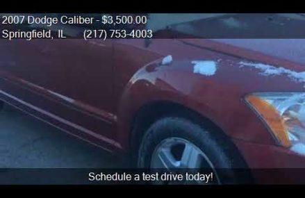 Dodge Caliber Sxt 2007 Near Corpus Christi 78417 TX USA