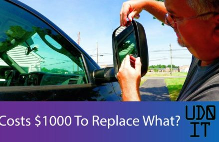 How to Replace Mirror – Replacing Mirror On Dodge Ram 2500 1500 3500 Heated Mirror – Broken Mirror From 23974 Victoria VA
