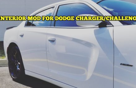 #1 INTERIOR MOD FOR DODGE CHARGER/CHALLENGER Within Zip 12239 Albany NY