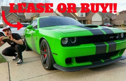 LEASE OR BUY HELLCAT!? WHATS BEST!! **TRUTH** at 42601 Aaron KY