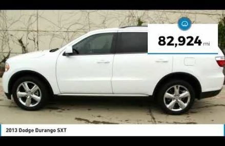2013 Dodge Durango Dallas TX,  Ft. Worth TX,  Grapevine TX DC692461 Garden Grove California 2018
