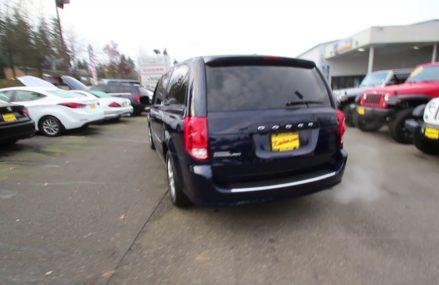 2014 Dodge Grand Caravan SE | True Blue Pearlcoat | ER110771 | Redmond | Seattle Local Louisville 40261 KY