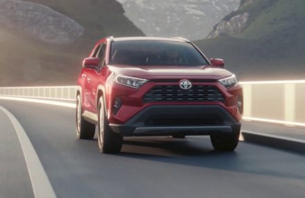 2019 Toyota RAV4 First Look Alexandria Virginia 2018