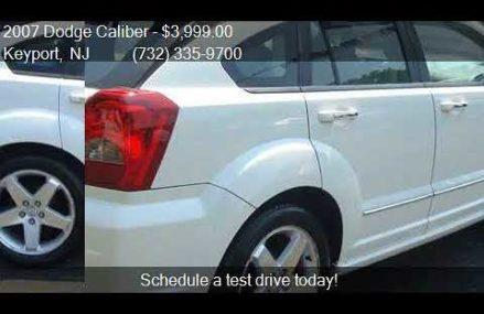 Dodge Caliber Awd at Smithville 78957 TX USA