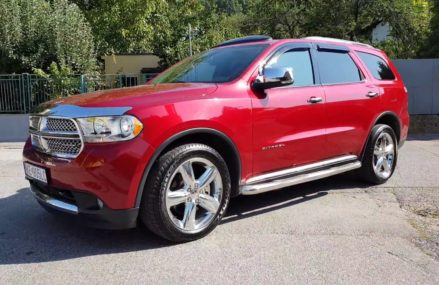2012 Dodge Durango Citadel 5.7 V8 HEMI for sale Topeka Kansas 2018