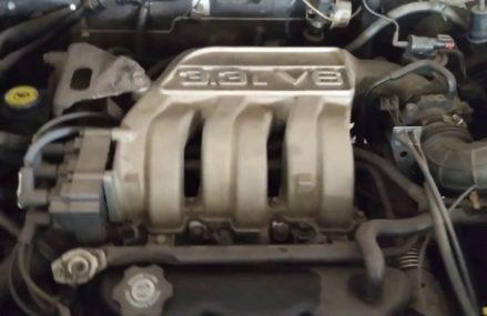 94 Chrysler Caravan 3.3 Start Engine From New England 58647 ND