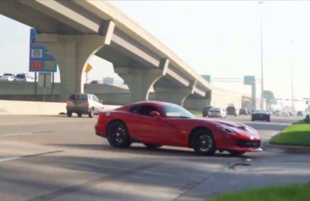 Dodge Viper Crash Near Shangri-La Speedway, Owego, New York 2018