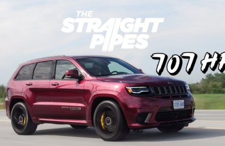 2018 Jeep Trackhawk Review – The SUV That's Quicker Than a Supercar Jacksonville Florida 2018