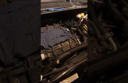 2012 Dodge grand Caravan oil cooler at Los Angeles 90070 CA