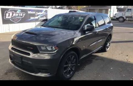 2018 Dodge Durango R/T Durham North Carolina 2018