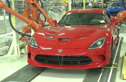 Dodge Viper Production at Portland Speedway, Portland, Oregon 2018