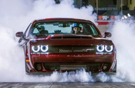 Dodge Demon vs Lamborghini Aventador   Top Gear: Series 25 at Louisville 40268 KY