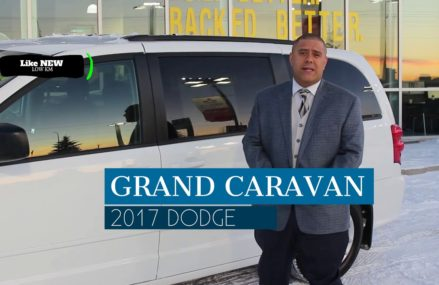 2017 Dodge Grand Caravan SXT | On Sale Now – $27,995 For Manhattan 66503 KS