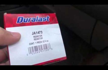Dodge Stratus Blower Motor Resistor in San Diego 92102 CA