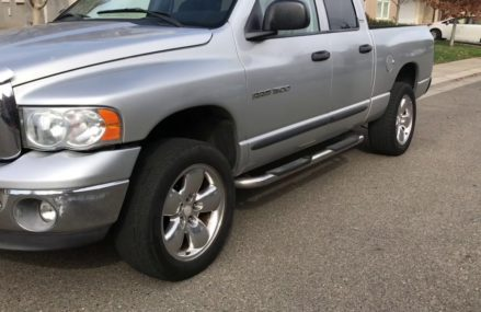 """2002 Dodge Ram 3"""" Rough Country Lift kit Locally at 20687 Scotland MD"""