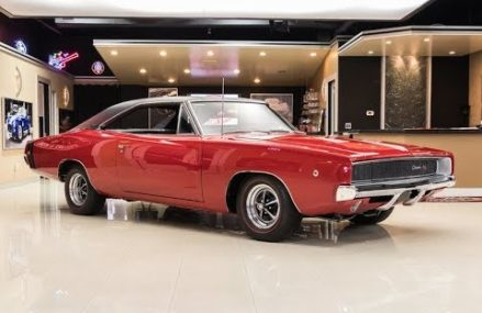 1968 Dodge Charger R/T For Sale Around Zip 25813 Beaver WV