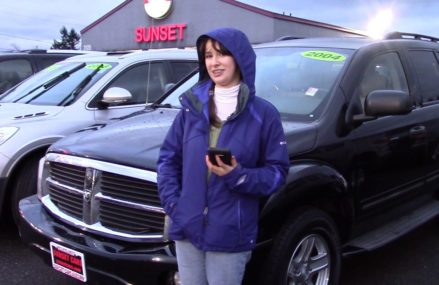 2004 Dodge Durango Limited (Stock #97485) at Sunset Cars of Auburn Clarksville Tennessee 2018